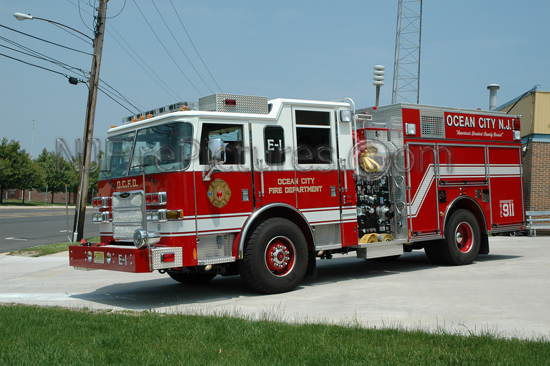 OCEAN CITY, NJ ENGINE 1