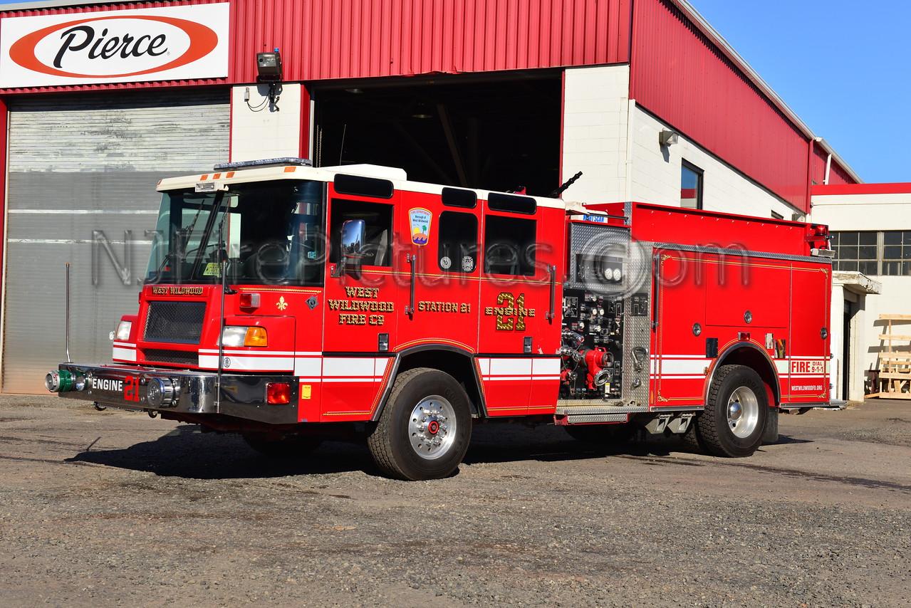WEST WILDWOOD, NJ ENGINE 21