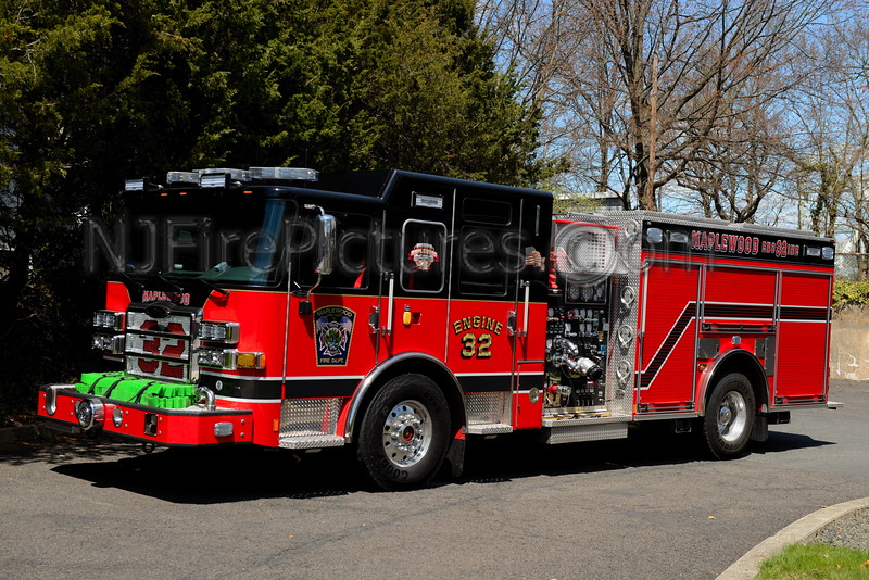 MAPLEWOOD, NJ ENGINE 32