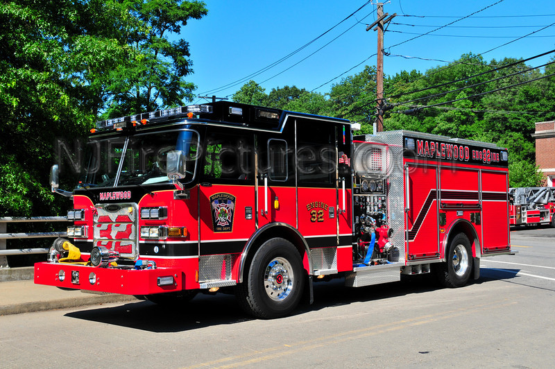 Maplewood Engine 32 - 2010 Pierce Arrow XT 1500/500