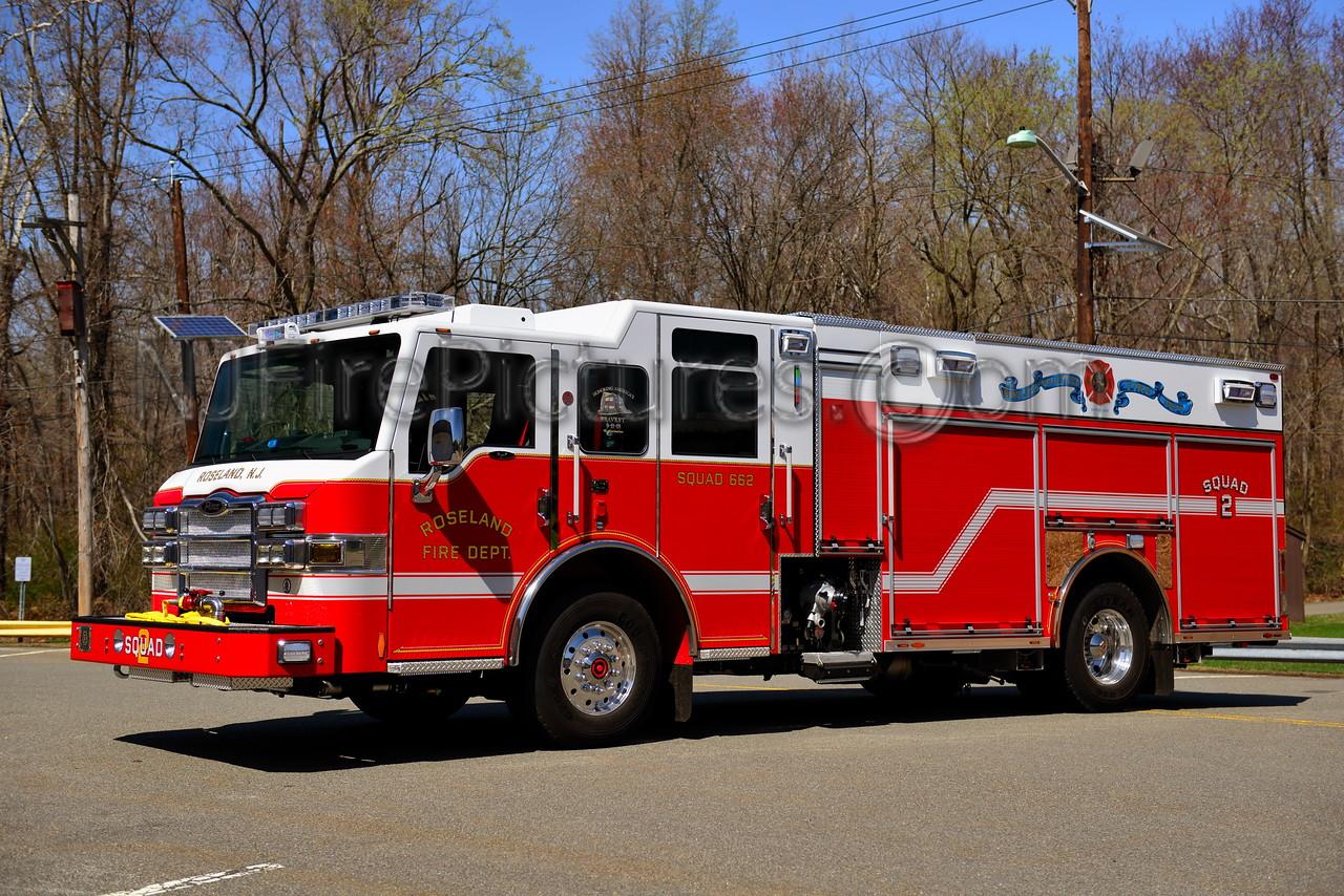 ROSELAND NJ SQUAD 662
