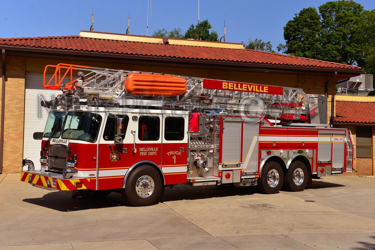 BELLEVILLE, NJ TRUCK 1