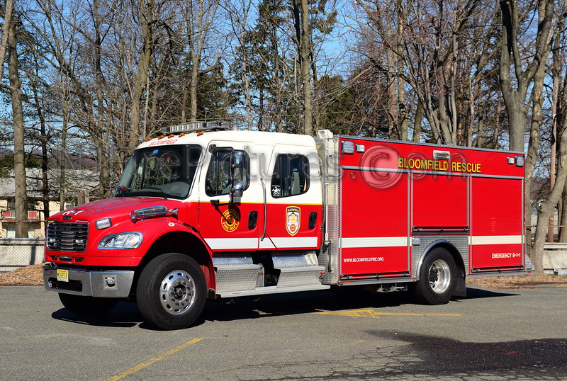 BLOOMFIELD, NJ RESCUE 1