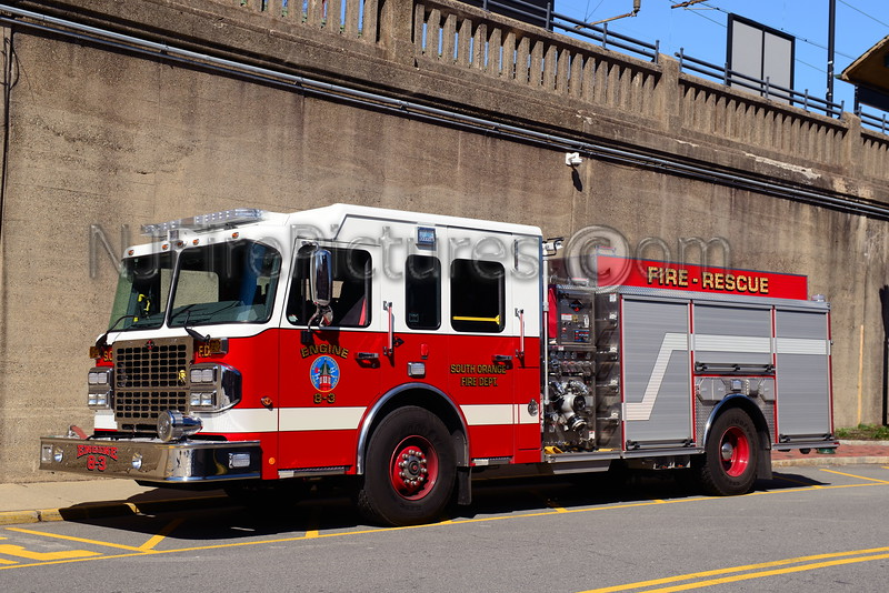 SOUTH ORANGE, NJ ENGINE 8-3
