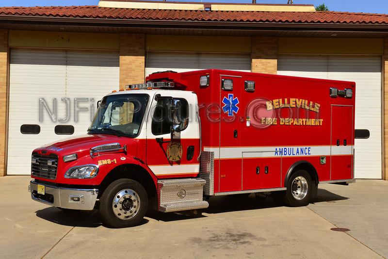 BELLEVILLE, NJ EMS 1