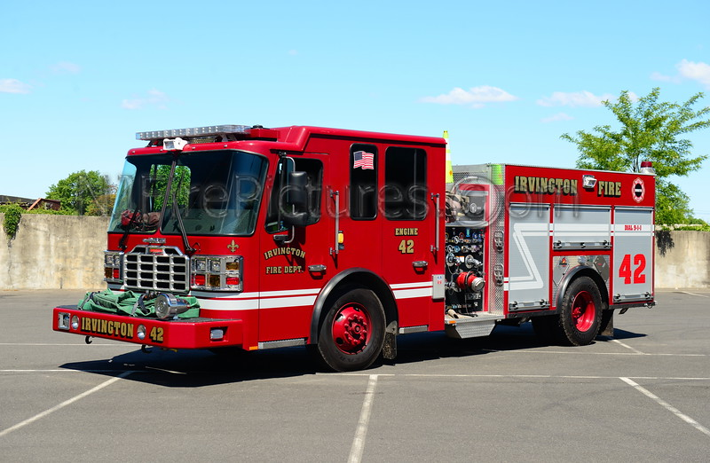 IRVINGTON, NJ ENGINE 42