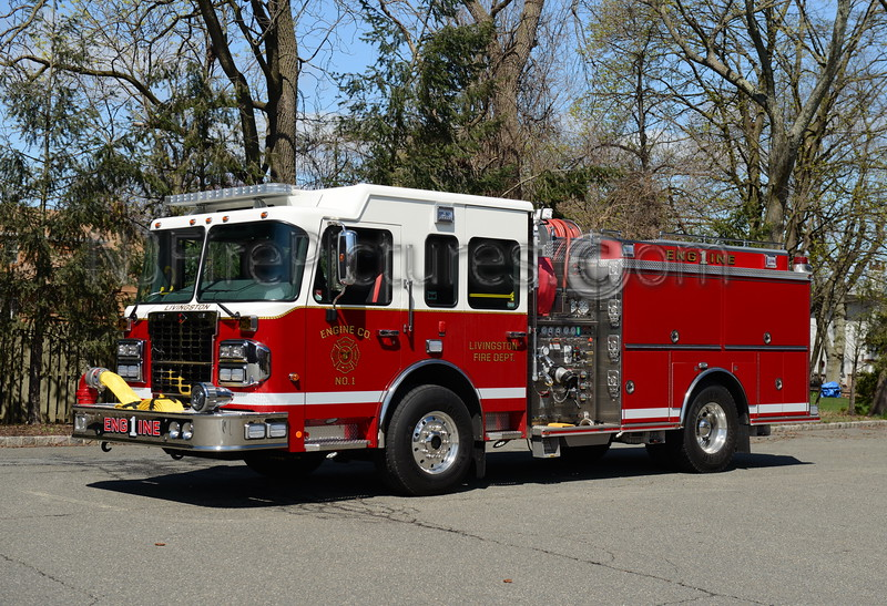 LIVINGSTON, NJ ENGINE 1