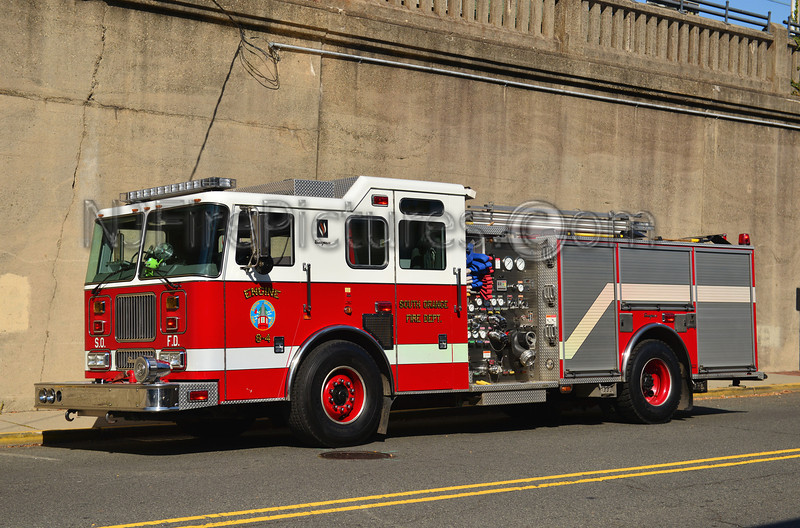SOUTH ORANGE, NJ ENGINE 8-4