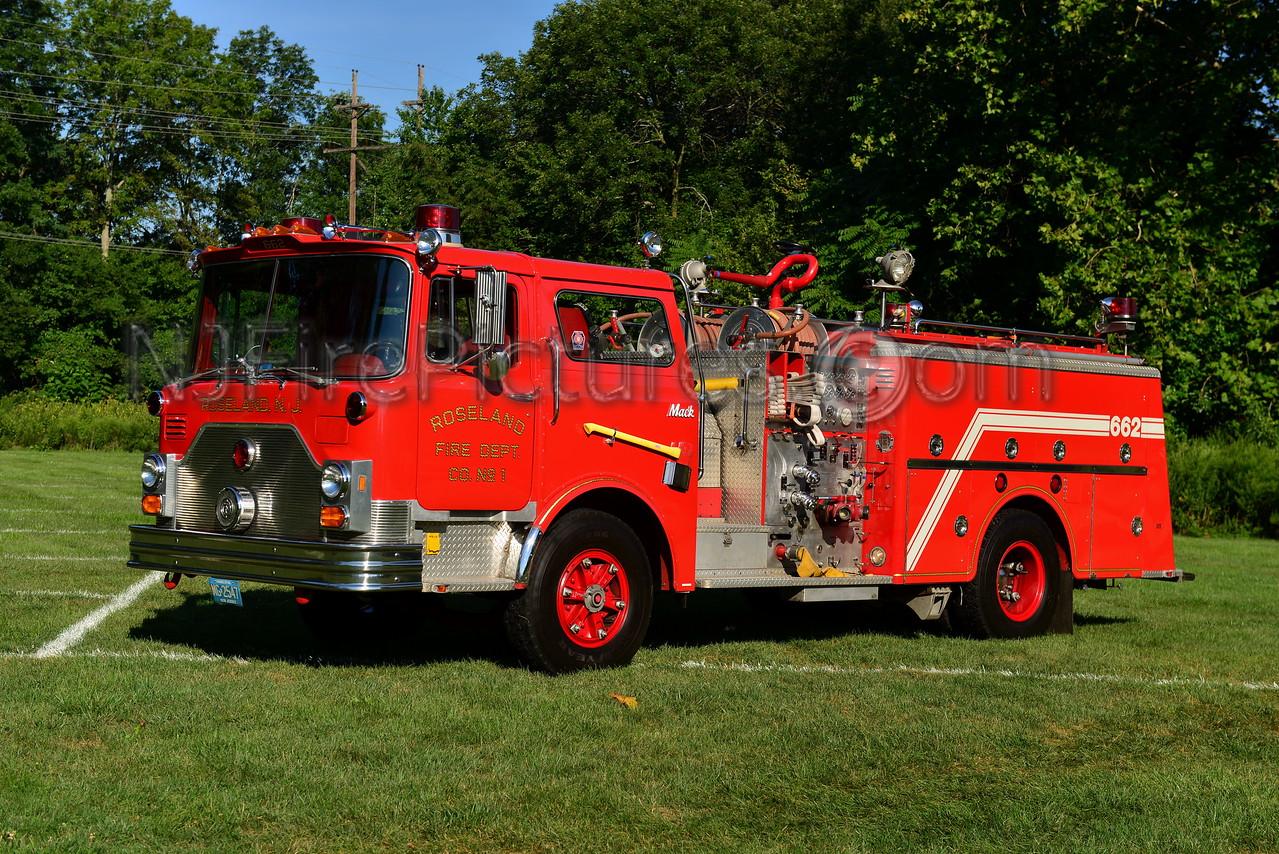 ROSELAND, NJ ENGINE 662