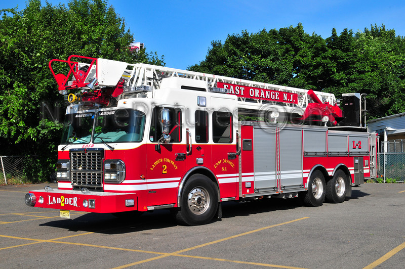 East Orange Ladder 2 - 2009 Spartan/Crimson 103' RM
