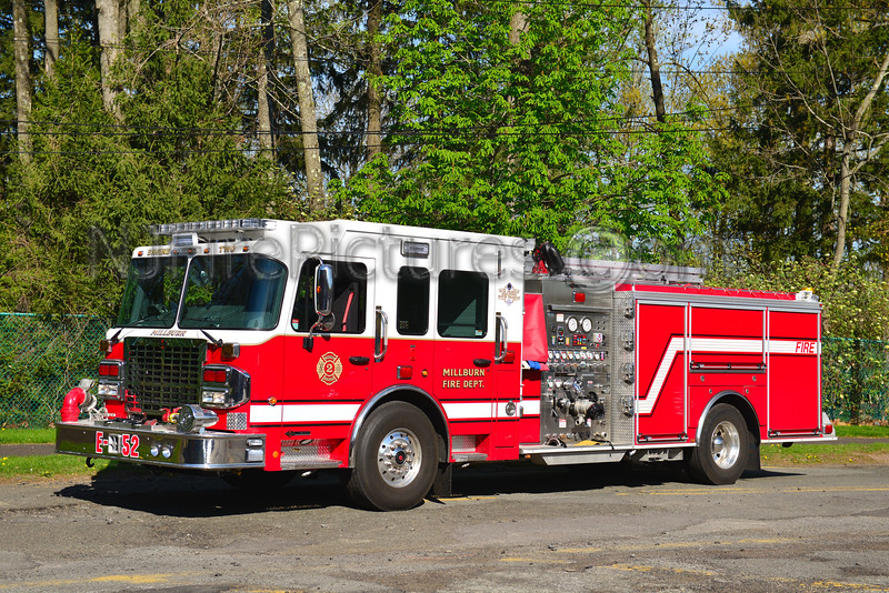 MILLBURN, NJ ENGINE 52