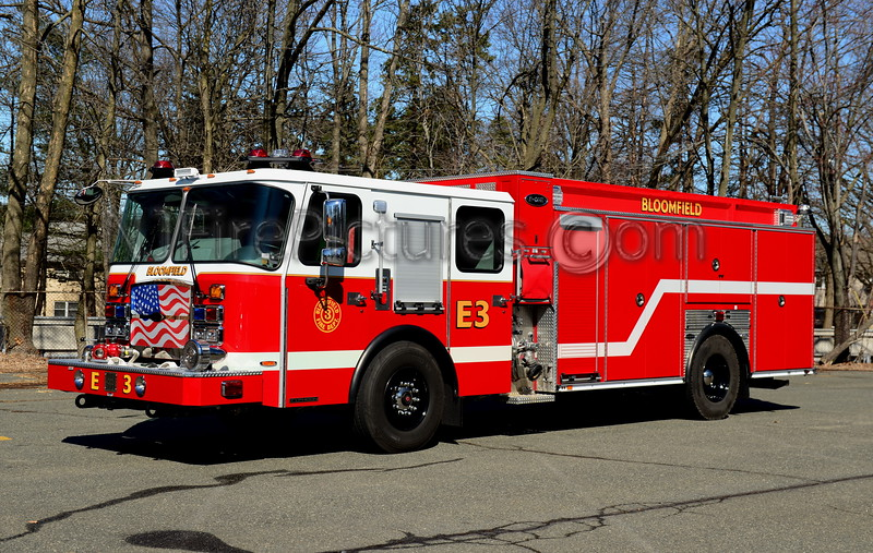 BLOOMFIELD, NJ ENGINE 3