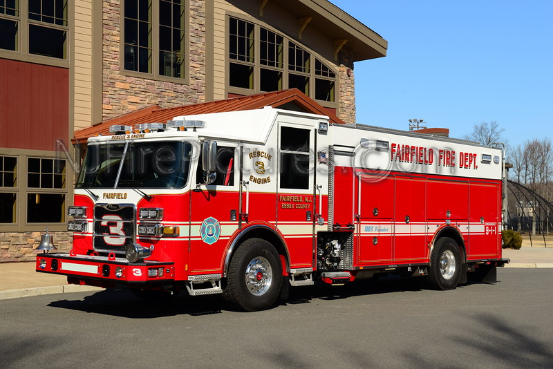 FAIRFIELD, NJ ENGINE 3