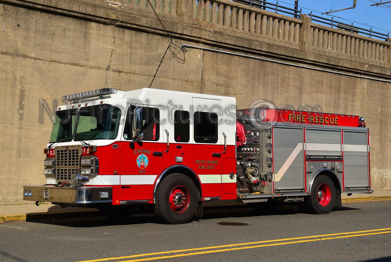 SOUTH ORANGE, NJ ENGINE 8-5
