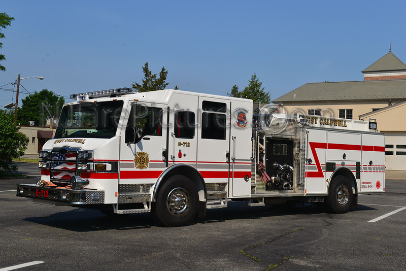 WEST CALDWELL, NJ ENGINE 712