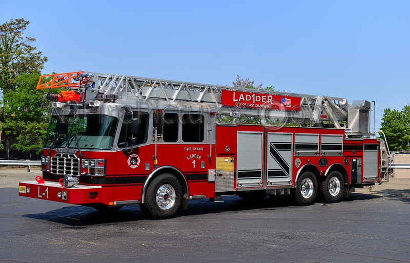 EAST ORANGE, NJ LADDER 1
