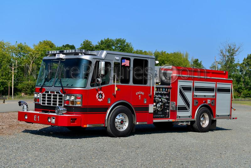 EAST ORANGE, NJ ENGINE 1