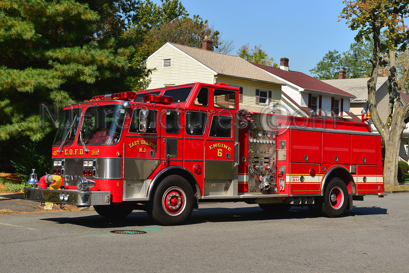 EAST ORANGE, NJ ENGINE 6