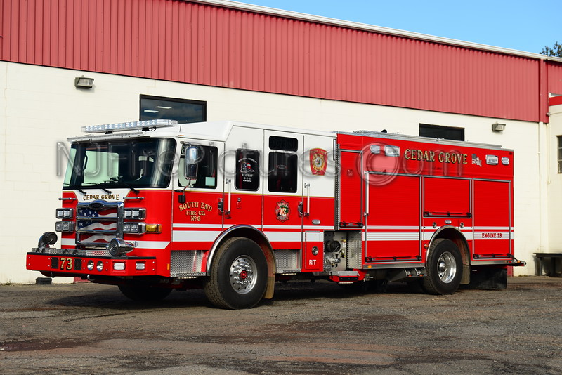 CEDAR GROVE, NJ ENGINE 73