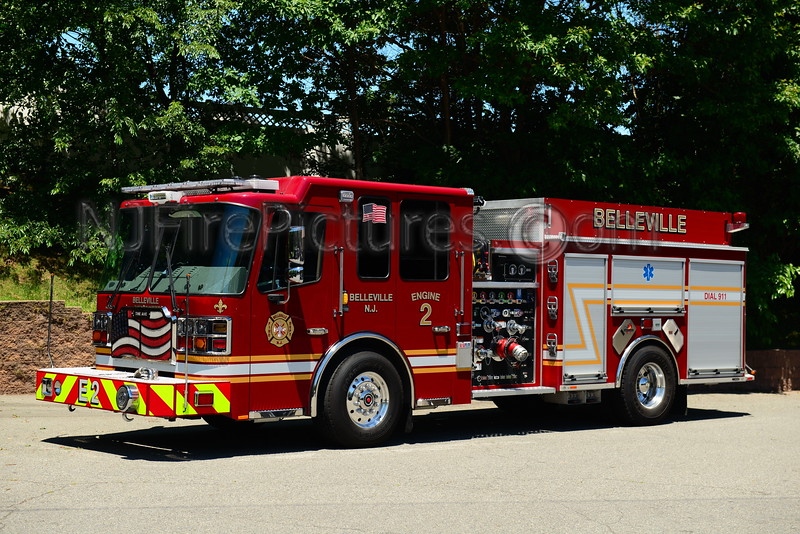 BELLEVILLE, NJ ENGINE 2