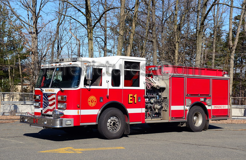 BLOOMFIELD, NJ ENGINE 1