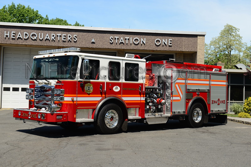WEST ORANGE, NJ ENGINE 2