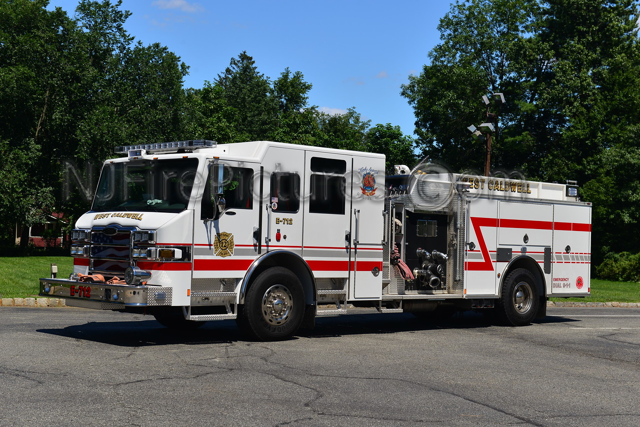 WEST CALDWELL, NJ ENGINE 712