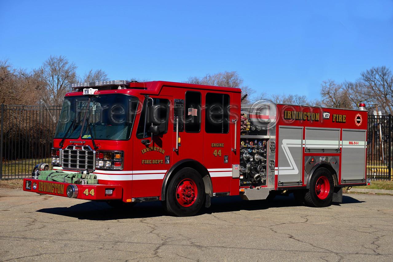 IRVINGTON, NJ ENGINE 44