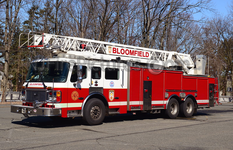 BLOOMFIELD, NJ TRUCK 1