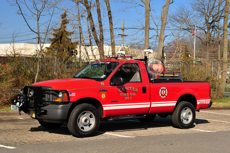 CEDAR GROVE (CENTER FIRE CO. 1) BRUSH 75 - 2005 FORD F350 250/230