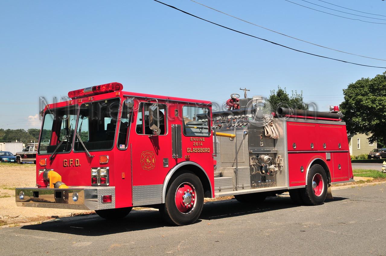 Glassboro Engine 2614 - 1991 KME 1500/500