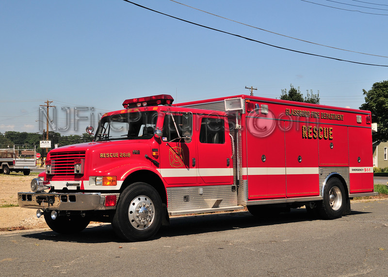 Glassboro Rescue 2618 - 1994 International/EVI