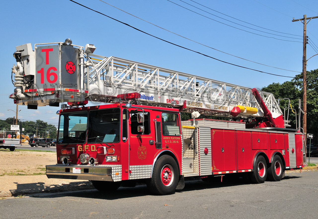 Glassboro Ladder 2616 - 1985 Hendrickson/Thibault 105'
