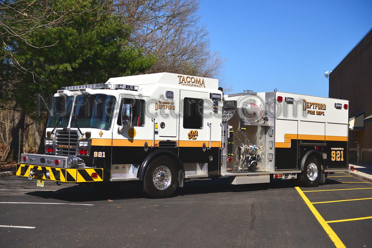 DEPTFORD NJ ENGINE 921
