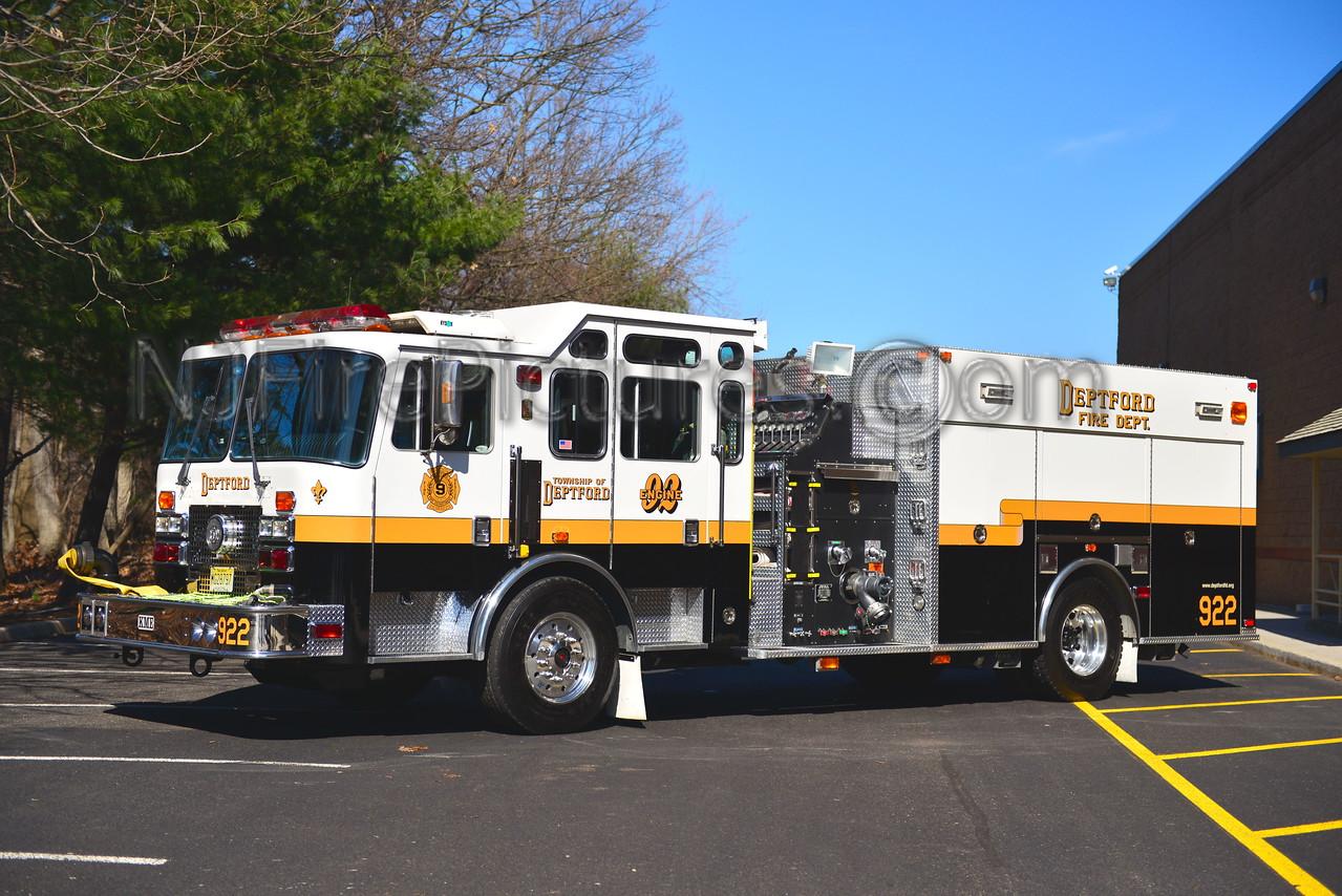 DEPTFORD NJ ENGINE 922