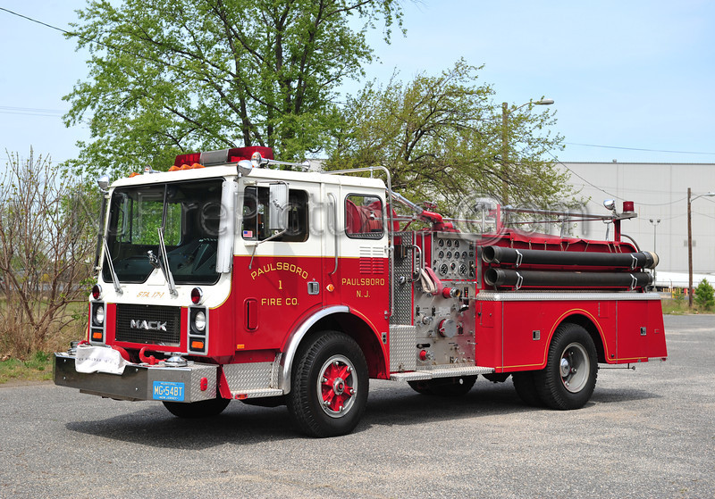 PAULSBORO ENGINE 1712