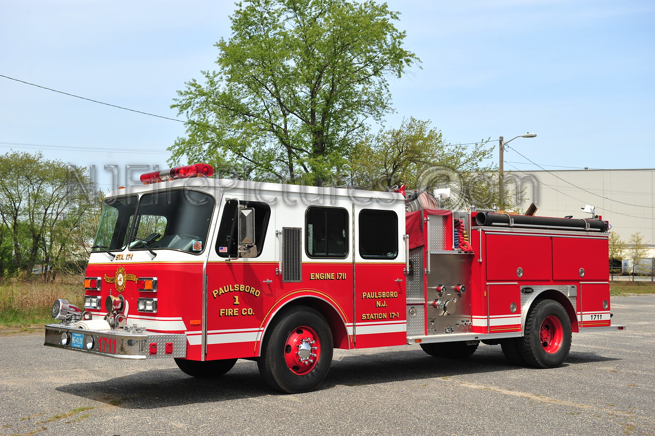 PAULSBORO ENGINE 1711