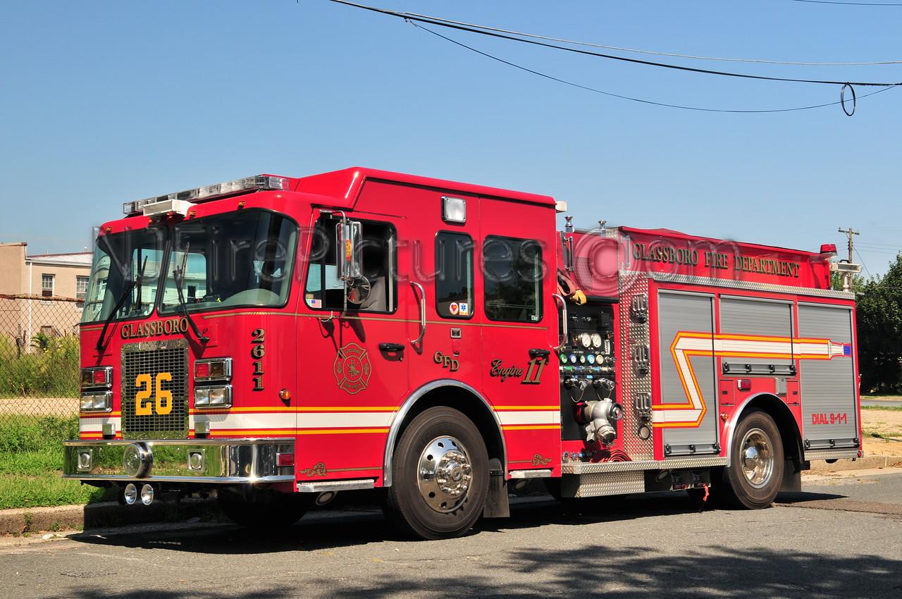 Glassboro Engine 2611 - 2006 Spartan/Elite 1250/750