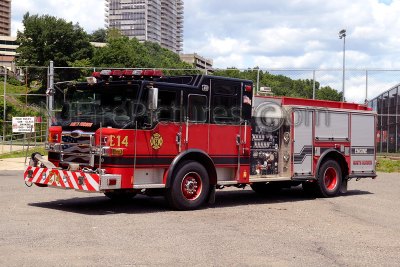 NORTH HUDSON REGIONAL ENGINE 14