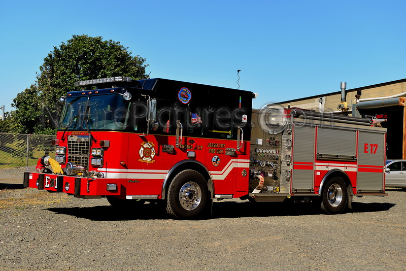 JERSEY CITY, NJ ENGINE 17