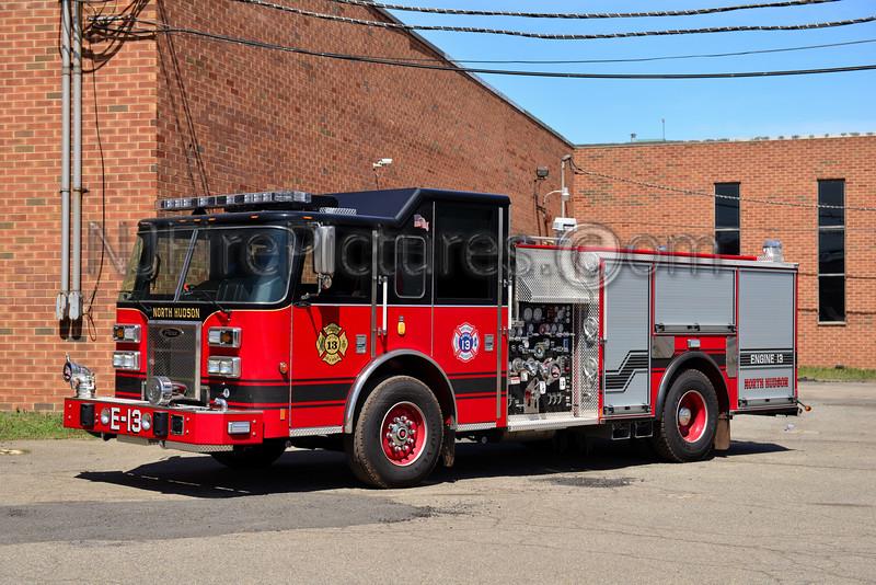 NORTH HUDSON REGIONAL FIRE & RESCUE ENGINE 13