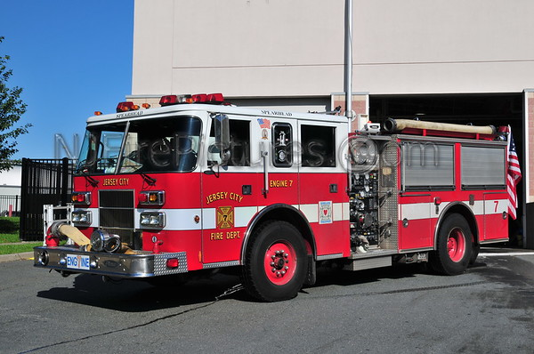 Hudson County, NJ Fire Apparatus