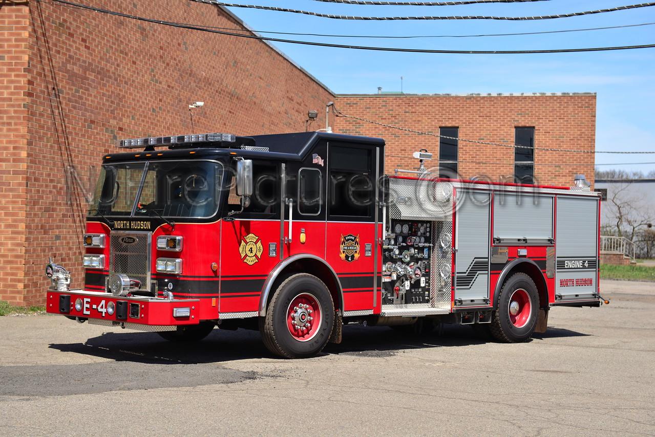NORTH HUDSON REGIONAL FIRE & RESCUE ENGINE 4