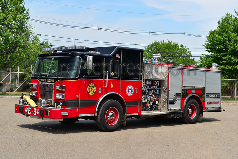 NORTH HUDSON ENGINE 9