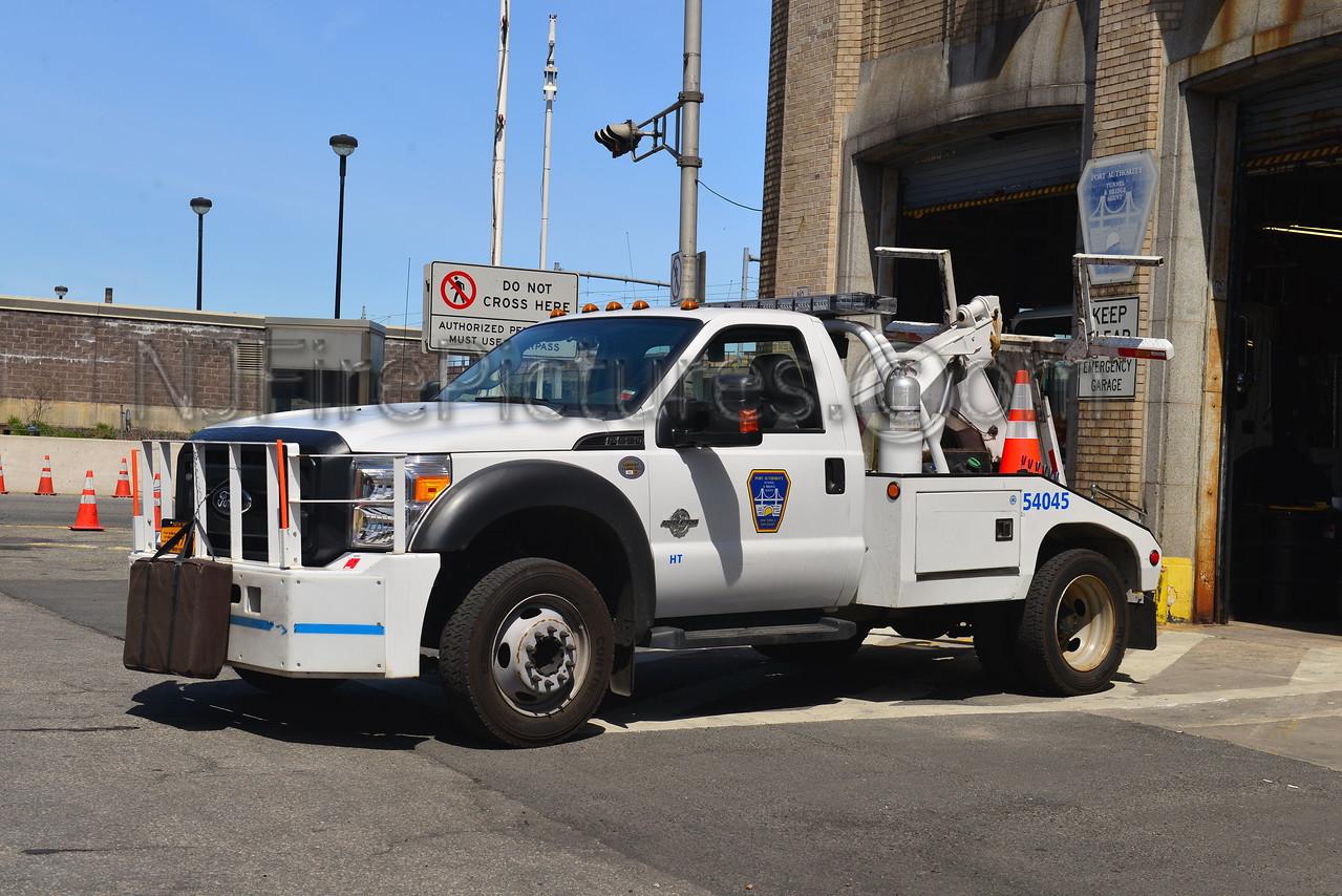 PORT AUTHORITY OF NY/NJ HOLLAND TUNNEL 54045