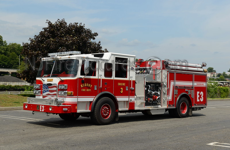 KEARNY, NJ ENGINE 3