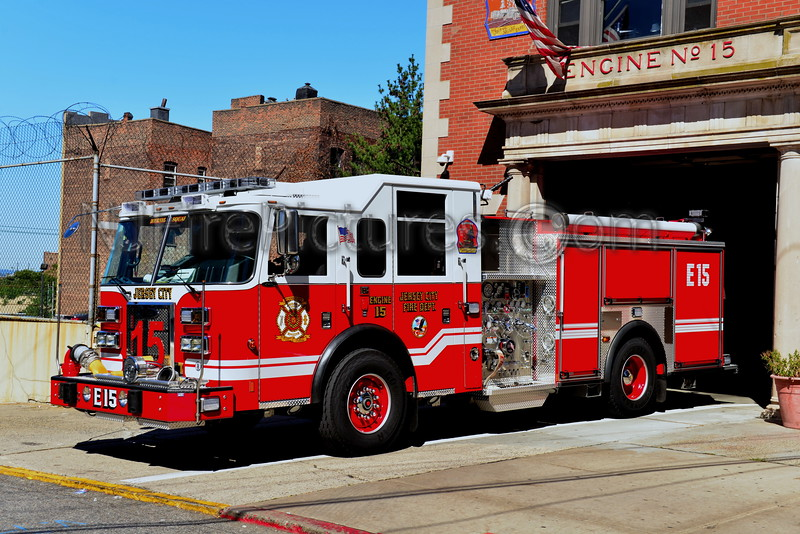 JERSEY CITY, NJ ENGINE 15