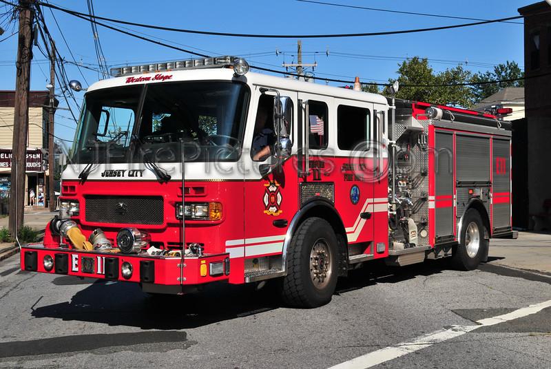 JERSEY CITY, NJ ENGINE 11