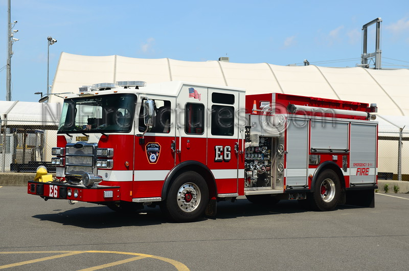 BAYONNE, NJ ENGINE 6