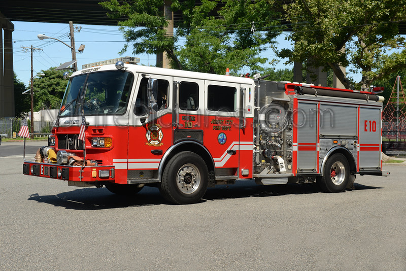 JERSEY CITY, NJ ENGINE 10